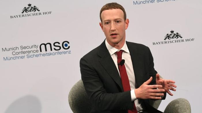 Facebook được đánh giá tích cực trong các động thái và nỗ lực chống COVID-19 của mình. (Ảnh: AFP)