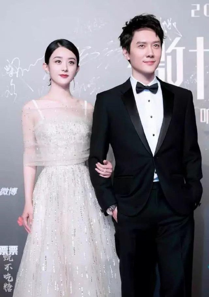 Netizen Trung hy vọng Triệu Lệ Dĩnh  Phùng Thiệu Phong tham gia show Chuyến du lịch lãng mạn của người vợ mùa 4 ảnh 3