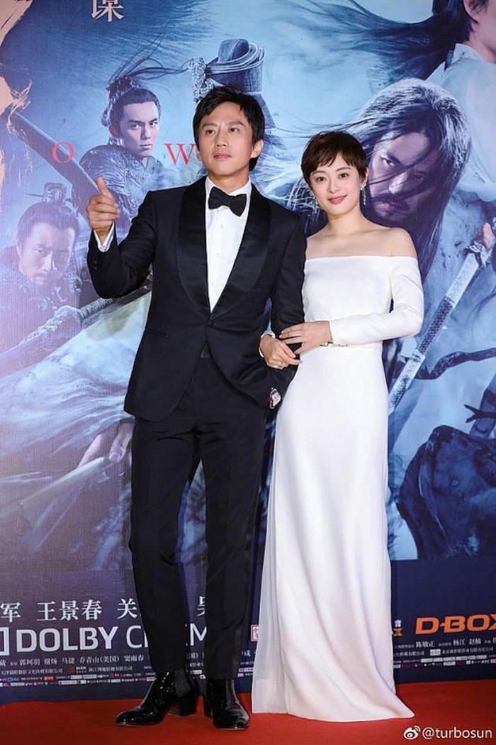 Netizen Trung hy vọng Triệu Lệ Dĩnh  Phùng Thiệu Phong tham gia show Chuyến du lịch lãng mạn của người vợ mùa 4 ảnh 4