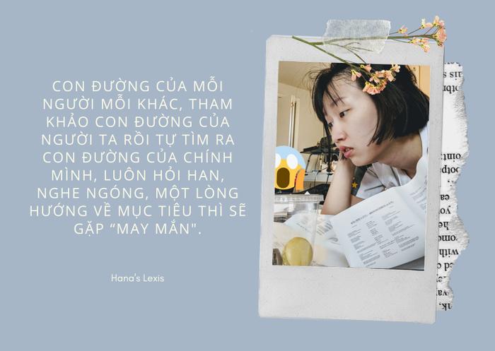Trò chuyện cùng Hana's Lexis: Quyết định sai lầm nhất là để tâm đến điều thị phi trên mạng xã hội! ảnh 2