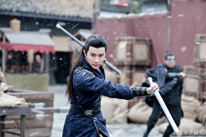 Địch Lệ Nhiệt Ba, Dịch Dương Thiên Tỉ tiếp tục dẫn đầu, Tiêu Chiến vươn mình xuất hiện trong top 5 tại BXH chỉ số truyền thông Hoa ngữ ảnh 9