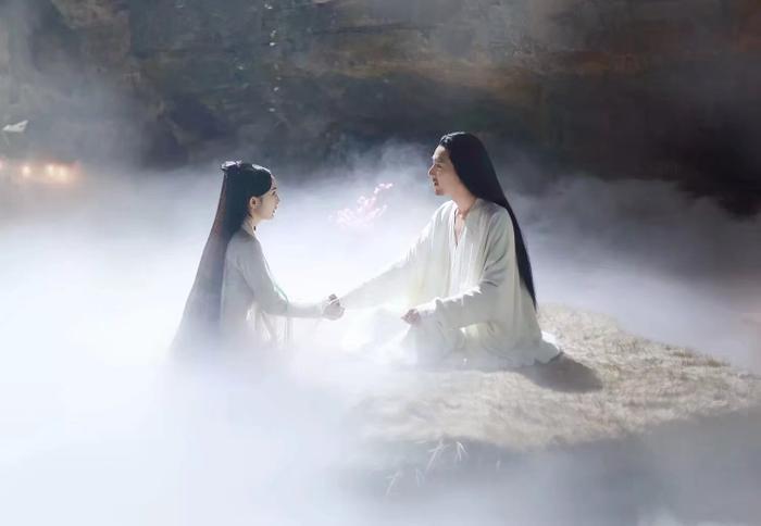Trong Tam sinh tam thế Thập lý đào hoa: Rốt cuộc Bạch Thiển có thích Mặc Uyên không? ảnh 8