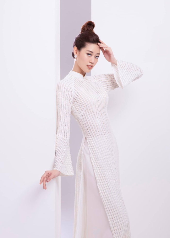 Hoa hậu Khánh Vân.