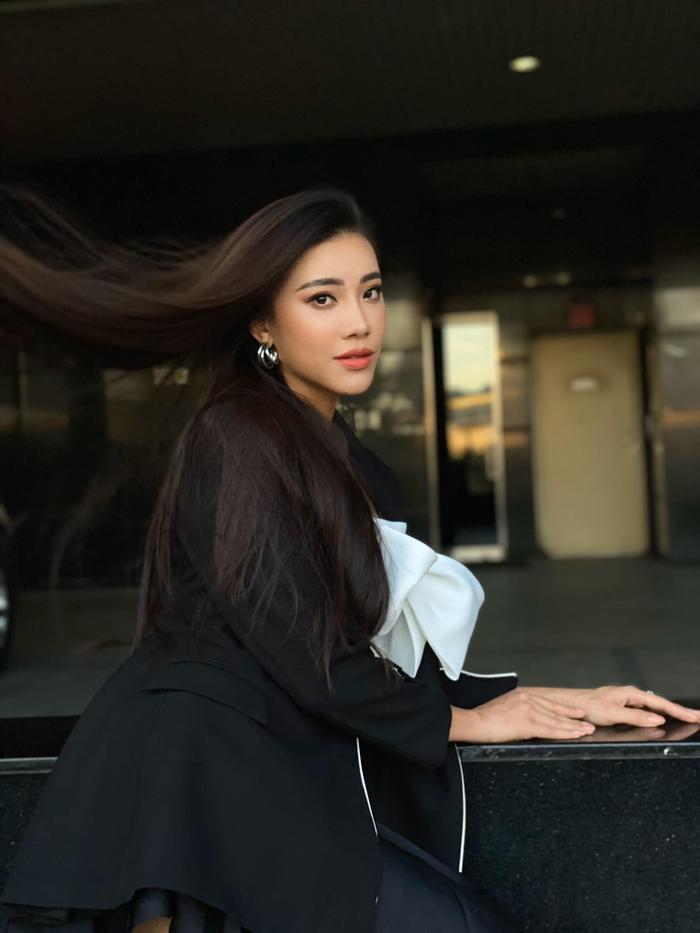 Á hậu Kim Duyên.