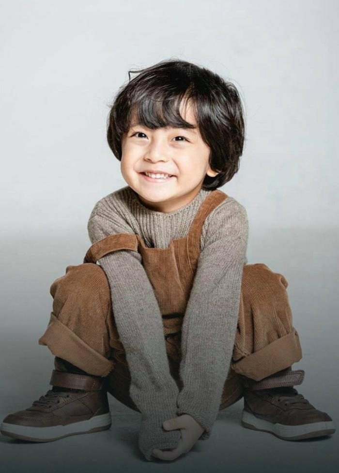 Dàn diễn viên nhí mới nổi của màn ảnh Hàn: Phiên bản thu nhỏ của V(BTS) gây sốc, con gái mẹ Kim Tae Hee nhận cơn mưa lời khen ảnh 19