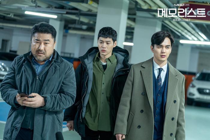 Phim của L (Infinite) đạt rating khá thấp khi ra mắt Phim của Kim Dong Wook và Moon Ga Young dẫn đầu đài trung ương ảnh 7
