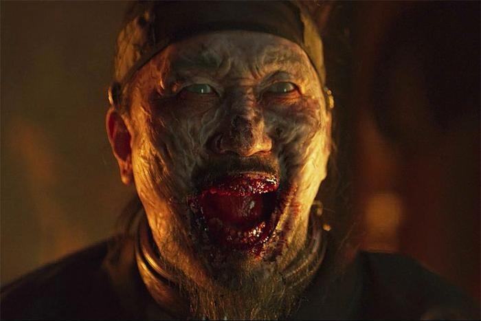 Những xác sống ghê rợn trong bom tấn truyền hình Kingdom 2 đã được tạo ra như thế nào? ảnh 3