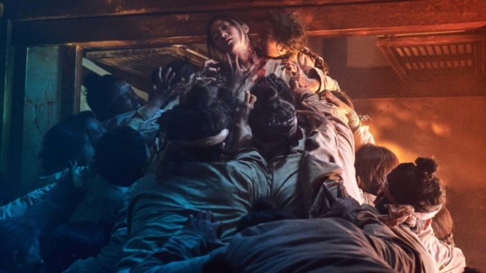 Những xác sống ghê rợn trong bom tấn truyền hình Kingdom 2 đã được tạo ra như thế nào? ảnh 4