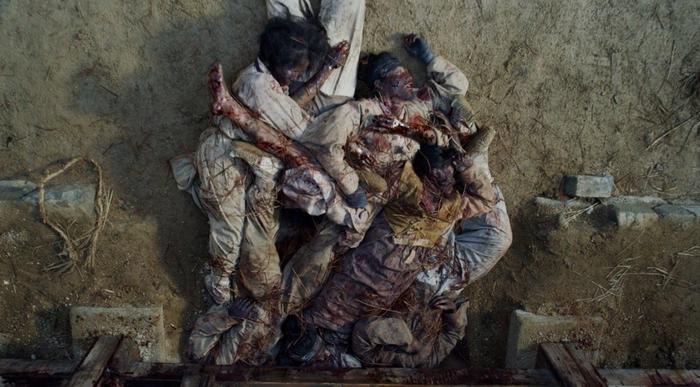 Những xác sống ghê rợn trong bom tấn truyền hình Kingdom 2 đã được tạo ra như thế nào? ảnh 2