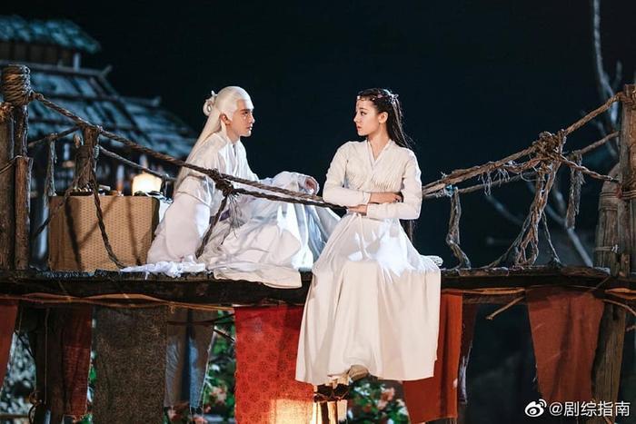 Tam Sinh Tam Thế  Chẩm Thượng Thư rục rịch ra bản điện ảnh, netizen: Chắc cũng thất bại ê chề như Thập Lý Đào Hoa bản điện ảnh thôi! ảnh 4