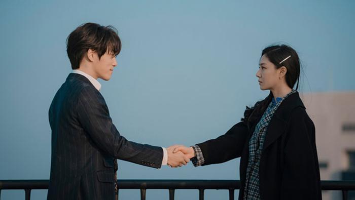 Cặp đôi phụ của Hạ cánh nơi anh Kim Jung Hyun  Seo Ji Hye tái hợp trong bộ phim sắp tới của đài MBC ảnh 8