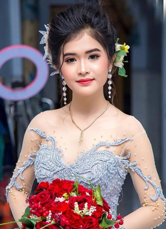 Cuộc sống hôn nhân của cô dâu xinh đẹp người Khmer từng gây sốt cộng đồng mạng bây giờ ra sao? ảnh 3