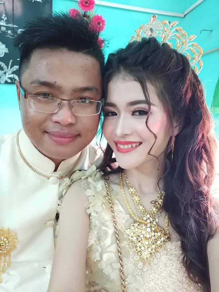 Cuộc sống hôn nhân của cô dâu xinh đẹp người Khmer từng gây sốt cộng đồng mạng bây giờ ra sao? ảnh 2