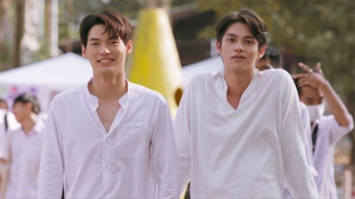 Bright Vachirawit: Chàng trai bước từ đời thật vào boylove Thái '2gether the series'