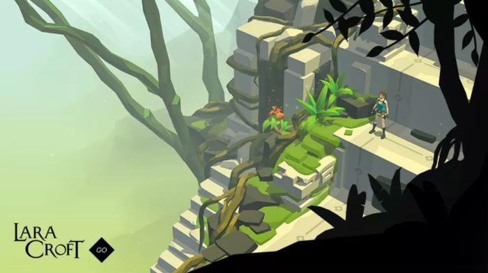 Lara Croft Go (Nhà phát hành: Square Enix): Trong trò chơi pha trộn giữ giải đố và phiêu lưu này, người chơi có nhiệm vụ khám phá những bí mật tại một thành phố cổ và vượt qua những cái bẫy để khám phá bí mật giấu kín.