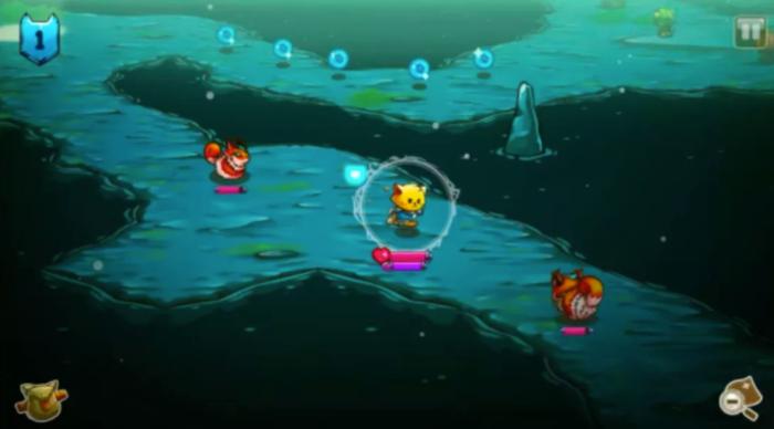 Cat Quest (Nhà phát hành: The Gentlebros): Từng nhận được nhiều giải thưởng, Cat Quest là trò chơi tràn ngập rồng, mèo và ma thuật với nhiệm chính của người chơi là giải cứu em gái đã bị bắt cóc.