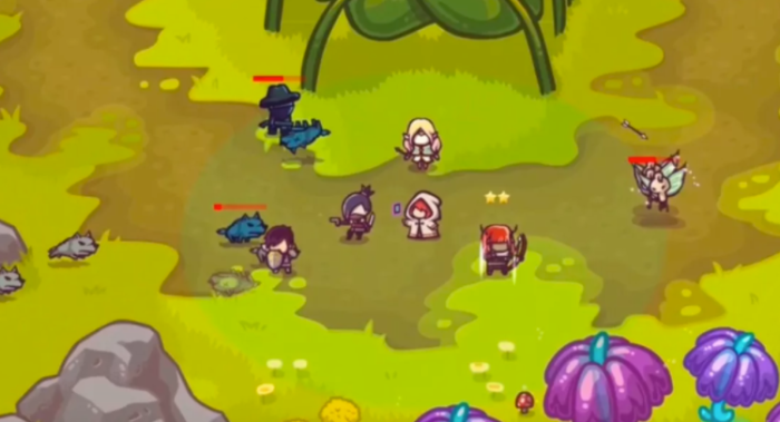 Tiny Guardians (Nhà phát hành: Toge Interactive): Hãy giúp bảo vệ Lunalie khỏi kẻ thù nguy hiểm khi cô vượt qua vùng Prism để cứu người dì của mình.