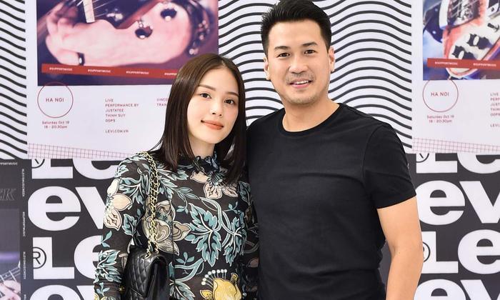 """Linh Rin và Phillip Nguyễn quả không hổ danh là cặp đôi ngọt ngào và được """"đẩy thuyền"""" mạnh nhất thời điểm hiện tại."""