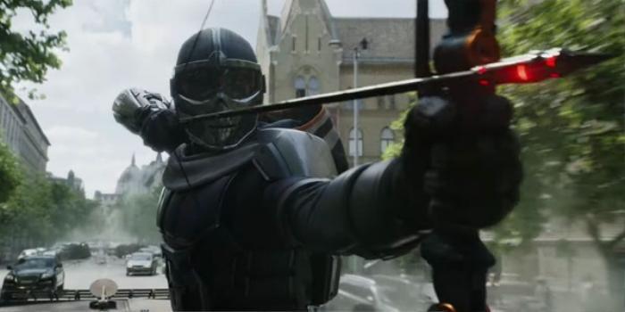 Taskmaster cũng đã sao chép khả năng của Hawkeye