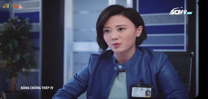 Chu Thần Lệ có nhiều pha thể hiện võ thuật trong phim qua vai diễn Cao Tĩnh.