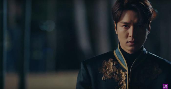 Bom tấn 'The King' của Lee Min Ho và Kim Go Eun tung teaser chất đến 'nghẹt thở'