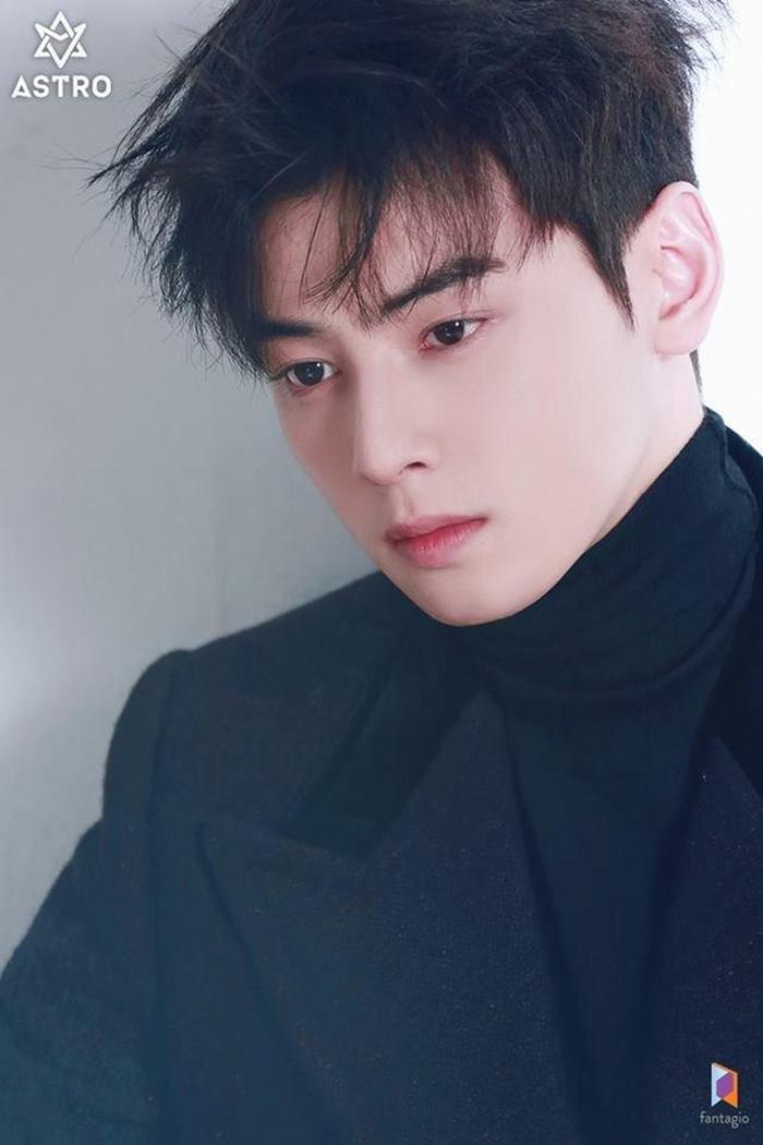 Điều này đã chứng tỏ 100% Cha Eunwoo (ASTRO) là cậu con trai hiếu thảo! ảnh 8