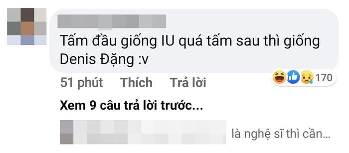 Bỗng comeback với tóc dài thướt tha, Vũ Cát Tường bị fan nhìn nhầm thành IU ảnh 3