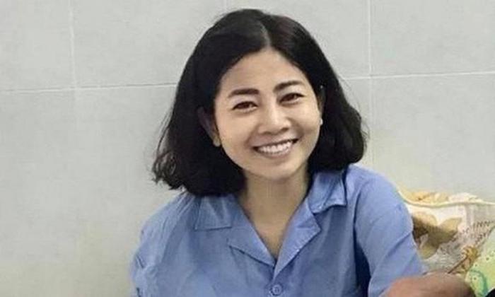 NSND Hồng Vân viếng mộ Anh Vũ, nhắn gửi tâm nguyện về Mai Phương khiến ai đọc cũng xúc động ảnh 3