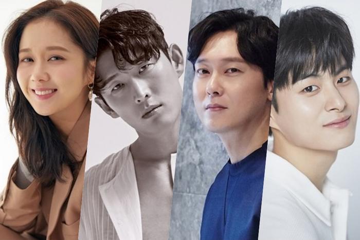 Jang Nara quyết tâm làm mẹ đơn thân, vượt qua sức quyến rũ của 3 chàng 'soái ca' trong phim mới.