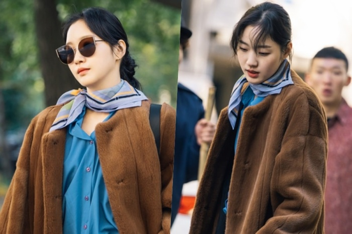 Kim Go Eun ngọt ngào và ngây thơ trong The King: Eternal Monarch ảnh 4