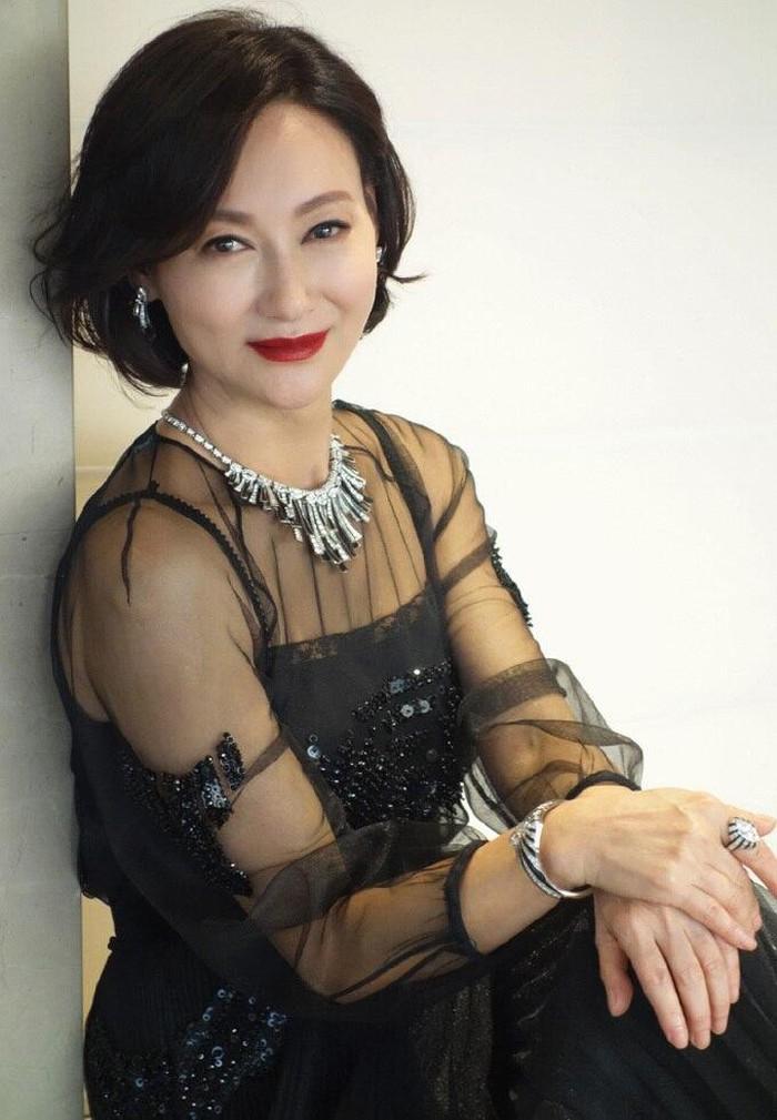 Huệ Anh Hồng: Vì Châu Tấn nên đóng Cô ấy không hoàn mỹ ảnh 4