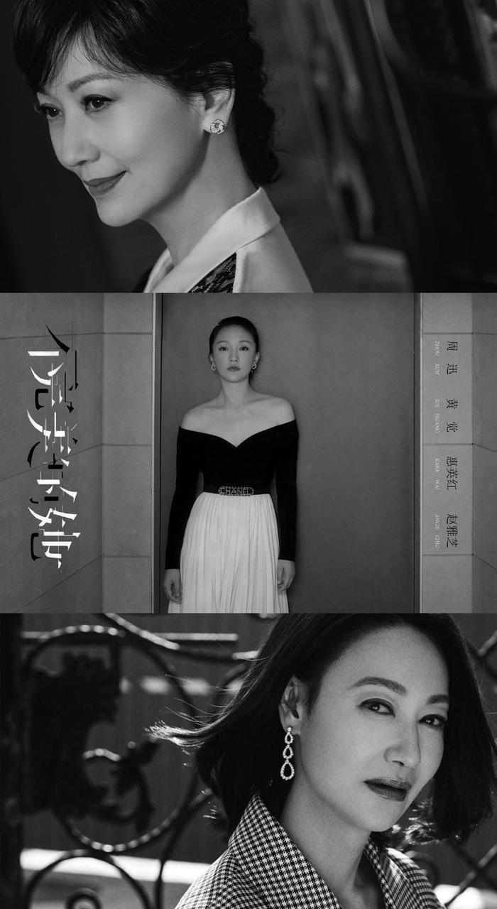Huệ Anh Hồng: Vì Châu Tấn nên đóng Cô ấy không hoàn mỹ ảnh 13