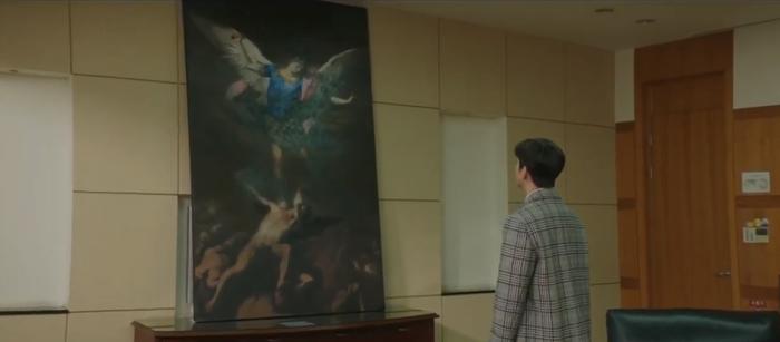 Bức hình gợi về quá khứ của Dong Baek