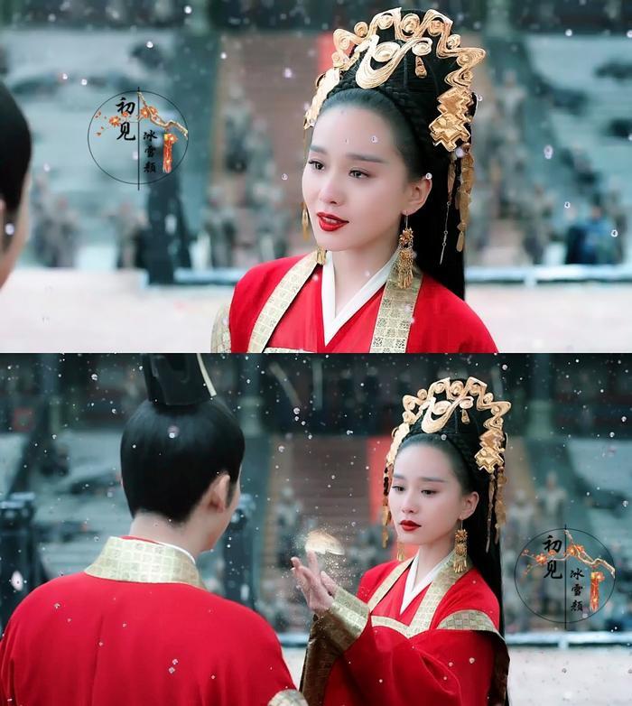 """Lưu Thi Thi trong phim """"Túy linh lung""""."""