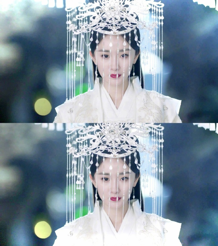 """Dương Mịch trong phim """"Tam sinh tam thế: Chẩm thượng thư"""""""
