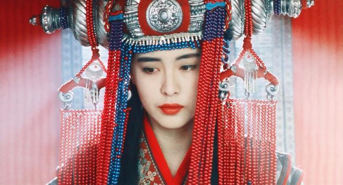 """Vương Tổ Hiền trpng phim """"Thiện nữ u hồn 2""""."""