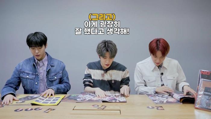 Ngã ngửa trước cách NCT 127 hành hạ album của chính mình: Hết lấy card chơi đập thẻ đến cắt luôn ảnh của chính mình làmốp điện thoại ảnh 0