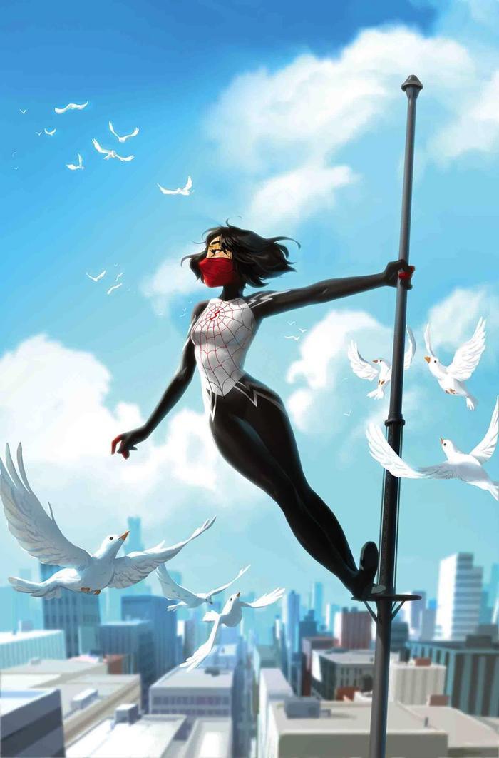 Những nhân vật truyện tranh Marvel xứng đáng có được bộ phim solo! ảnh 5