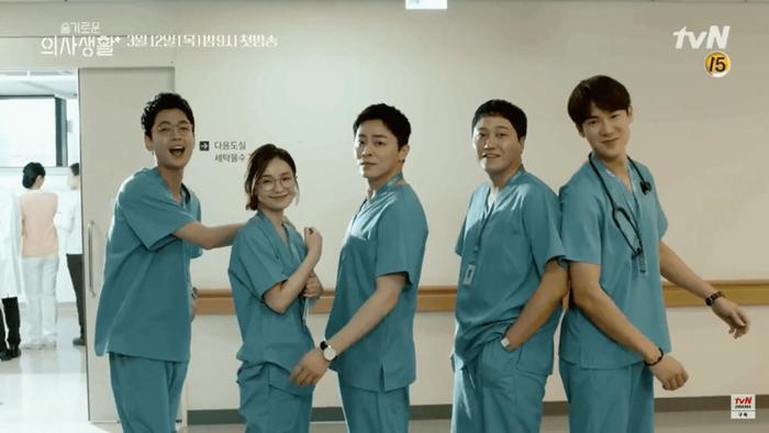 Sau Tầng lớp Itaewon, series Hàn nào đang đứng top trên Netflix tại Việt Nam? ảnh 7