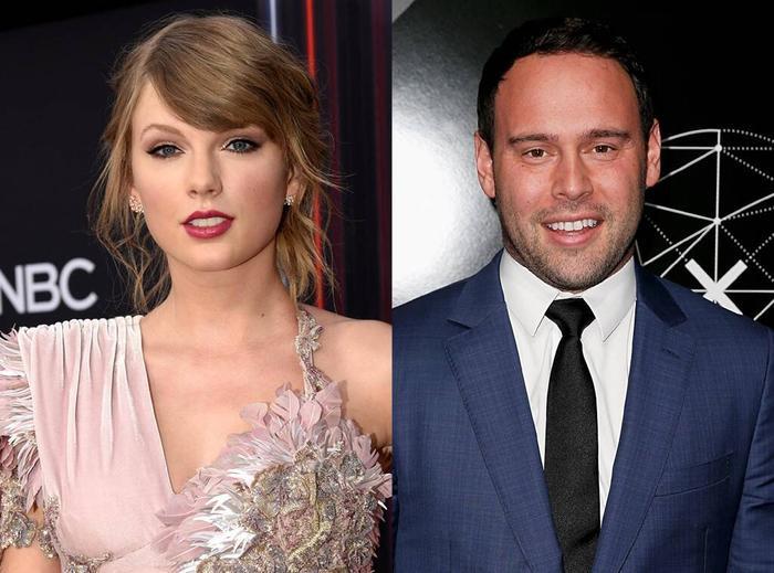 """Sau khi Sparks Fly """"biến mất"""", cộng đồng fan đã nhanh chóng đi """"truy lùng"""" manh mối cho sự việc này và nhiều ngón tay đã chỉ đến """"kẻ thù không đội trời chung"""" của Taylor Swift: Scooter Braun - nhân vật sở hữu 6 album trước đó của nữ nghệ sĩ."""