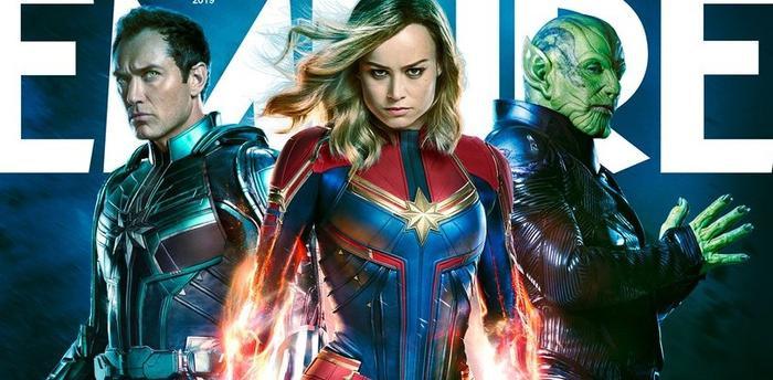 Captain Marvel 2: Marvel chính thức công bố ngày ra mắt, sớm hơn nhiều so với các fan dự định ảnh 4
