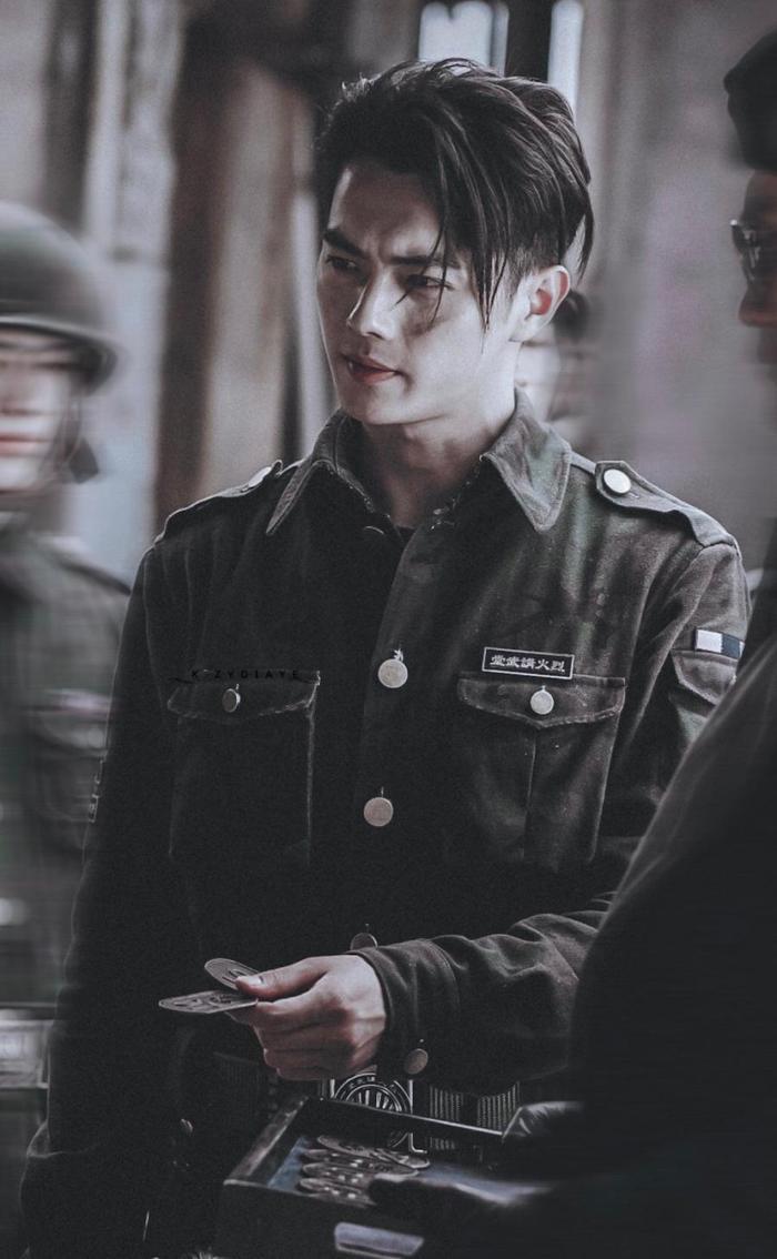 Nam thần mặc quân trang Trung Quốc: Hạng nhất khiến khán giả bất ngờ khi Trần Vỹ Đình hạng 10, Dịch Dương Thiên Tỉ hạng 2 ảnh 7