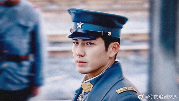 Nam thần mặc quân trang Trung Quốc: Hạng nhất khiến khán giả bất ngờ khi Trần Vỹ Đình hạng 10, Dịch Dương Thiên Tỉ hạng 2 ảnh 10