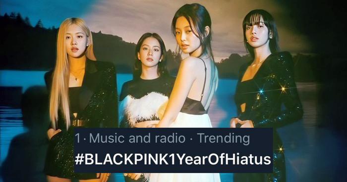 Nhiều yếu tố cộng hưởng dẫn đến việc fan không thể đứng nhìn BlackPink 1 năm chưa được comeback nên trending hashtag yêu cầu YG phản hồi về vấn đề.