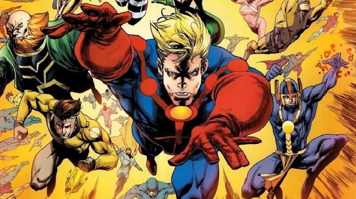2020 là năm duy nhất MCU làm điều này, kể từ sau Iron Man 2! ảnh 4