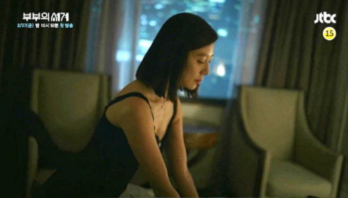 Sôi máu với loạt drama 'trời ơi đất hỡi' trong 'Thế giới hôn nhân': Sốc nhất là việc cả nam và nữ chính đều vụng trộm với người khác ảnh 5