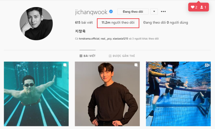5 nam diễn viên Hàn quyền lực nhất Instagram: Chồng ai vào nhận đi nè! ảnh 0