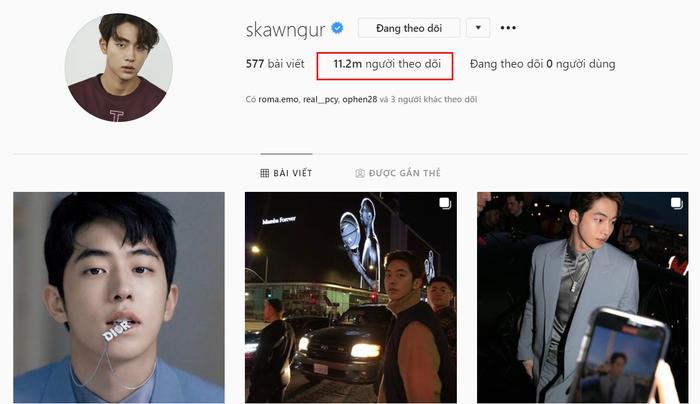 5 nam diễn viên Hàn quyền lực nhất Instagram: Chồng ai vào nhận đi nè! ảnh 1