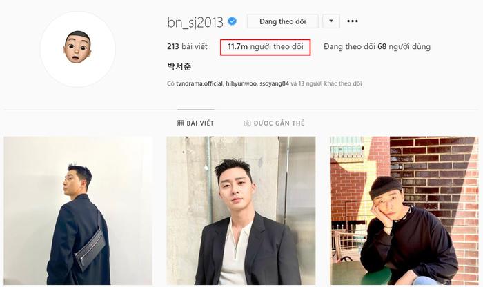 5 nam diễn viên Hàn quyền lực nhất Instagram: Chồng ai vào nhận đi nè! ảnh 2