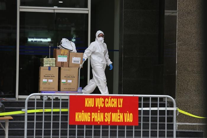 Bộ Y tế ra thông báo khẩn số 11 tìm người từng đến những địa điểm nữ phóng viên đã có mặt ảnh 3